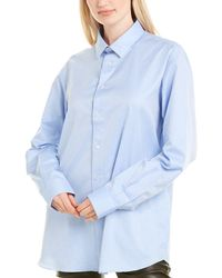 The Row Sisea Shirt - Blue