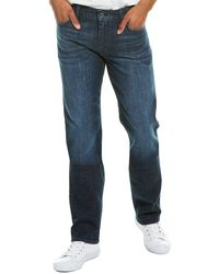 7 For All Mankind 7 For All Mankind Standard Windsor Straight Leg Jean - Blue