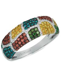 Le Vian ? Grand Sample Sale 14k Vanilla Gold? 0.85 Ct. Tw. Diamond Ring - Multicolour