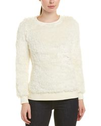 Sail To Sable Pullover - White