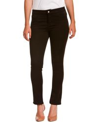 "NYDJ - Not Your Daughter's Jeans Petite ""janice"" Espresso Legging - Lyst"