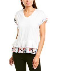 Donna Karan New York Top - White