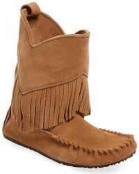 Manitobah Mukluks - Okotoks Suede Boot - Lyst