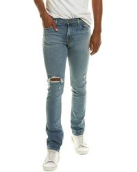 7 For All Mankind 7 For All Mankind Slimmy Vintage Blue Slim Jean