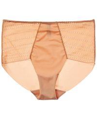 Wacoal Respect Panty - Brown