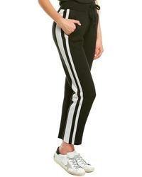 ATM Anthony Thomas Melillo Drawstring Sweater Pant - Black