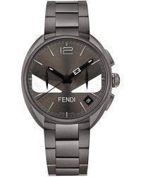 Fendi Momento Bugs Watch - Metallic