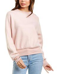 Project Social T Mercy Sweatshirt - Pink