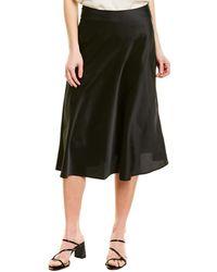 Capulet Lara Slip Skirt - Black