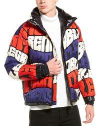 Moncler Down Coat - Multicolour