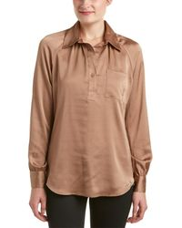 Insight Blouse - Brown