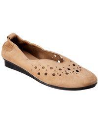 Arche - Nityka Leather Flat - Lyst