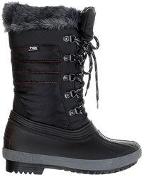 Pajar Sport Doris Waterproof Snow Boot - Black