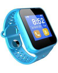 Everlast Unisex Android Smart Watch & Fitness Tracker - Blue