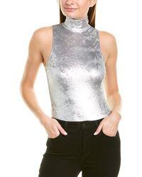 Alix NYC Cannon Bodysuit - Grey