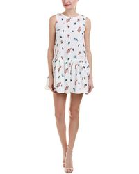 English Factory - Sleeveless Dress - Lyst