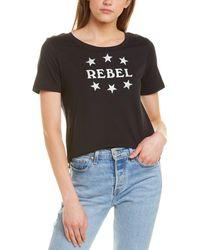 Rebecca Minkoff Rebel T-shirt - Black