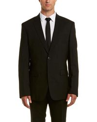 Versace - Wool-blend Suit - Lyst