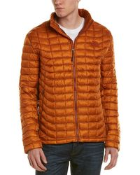 The North Face Men's Thermoball Jacket - Orange