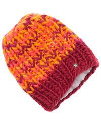 Spyder Mosaic Hat - Multicolour