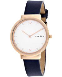 Skagen Women's Ancher Watch - Multicolor