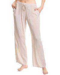 Hanro Woven Long Pant - Multicolour