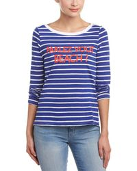 Macbeth Collection - Striped T-shirt - Lyst