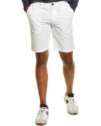 Theory Blake Patton Shorts - White