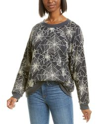 Wildfox Sommers Sweatshirt - Black