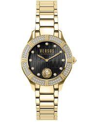 Versus Versus By Versace Canton Road Watch - Metallic