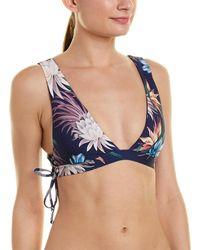 Splendid - Halter Bikini Top - Lyst