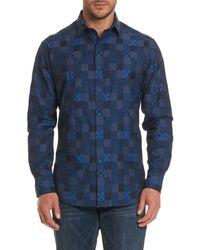 Robert Graham - Concord Classic Fit Woven Shirt - Lyst
