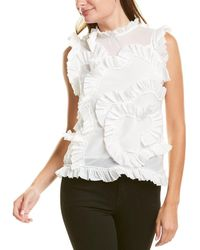 Gracia Top - White