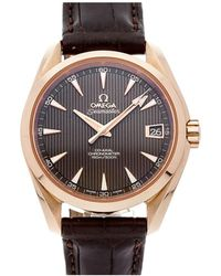 Omega - Men's Seamaster Watch - Lyst