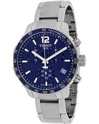 Tissot Quickster Watch - Blue