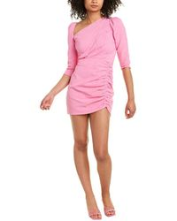 ATOIR Perfect Place Mini Dress - Pink