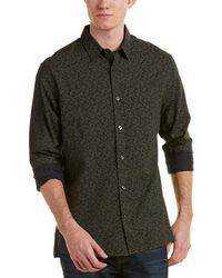 Vince - Melrose Square Hem Shirt - Lyst