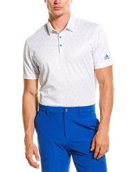 adidas Originals Polo Shirt - White