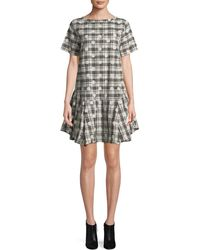 WHIT - Dotty Dress - Lyst