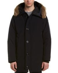 Moncler Polaris Coat - Blue