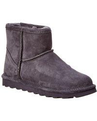 BEARPAW - Alyssa Never Wet Water-resistant Suede Boot - Lyst