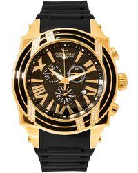 Aquaswiss Men's Swissport Xg D Diamond Watch - Metallic