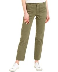 Joules Boyd Pant - Green