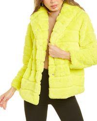 Apparis Goldie Short Jacket - Yellow