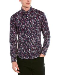 Bonobos Washed Button-down - Blue