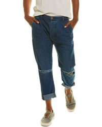 One Teaspoon Mr Relaxed Bluemoon Relaxed Tapered Jean