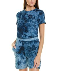 Melissa Masse Crewneck T-shirt - Blue