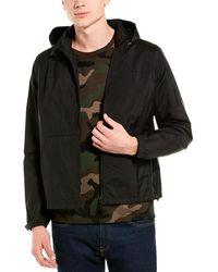 Valentino Silk-blend Jacket - Gray