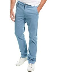 7 For All Mankind 7 For All Mankind Blue Chino