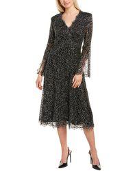 ESCADA Dheve A-line Dress - Black